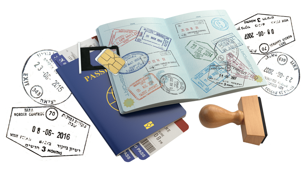 passport+Stamps