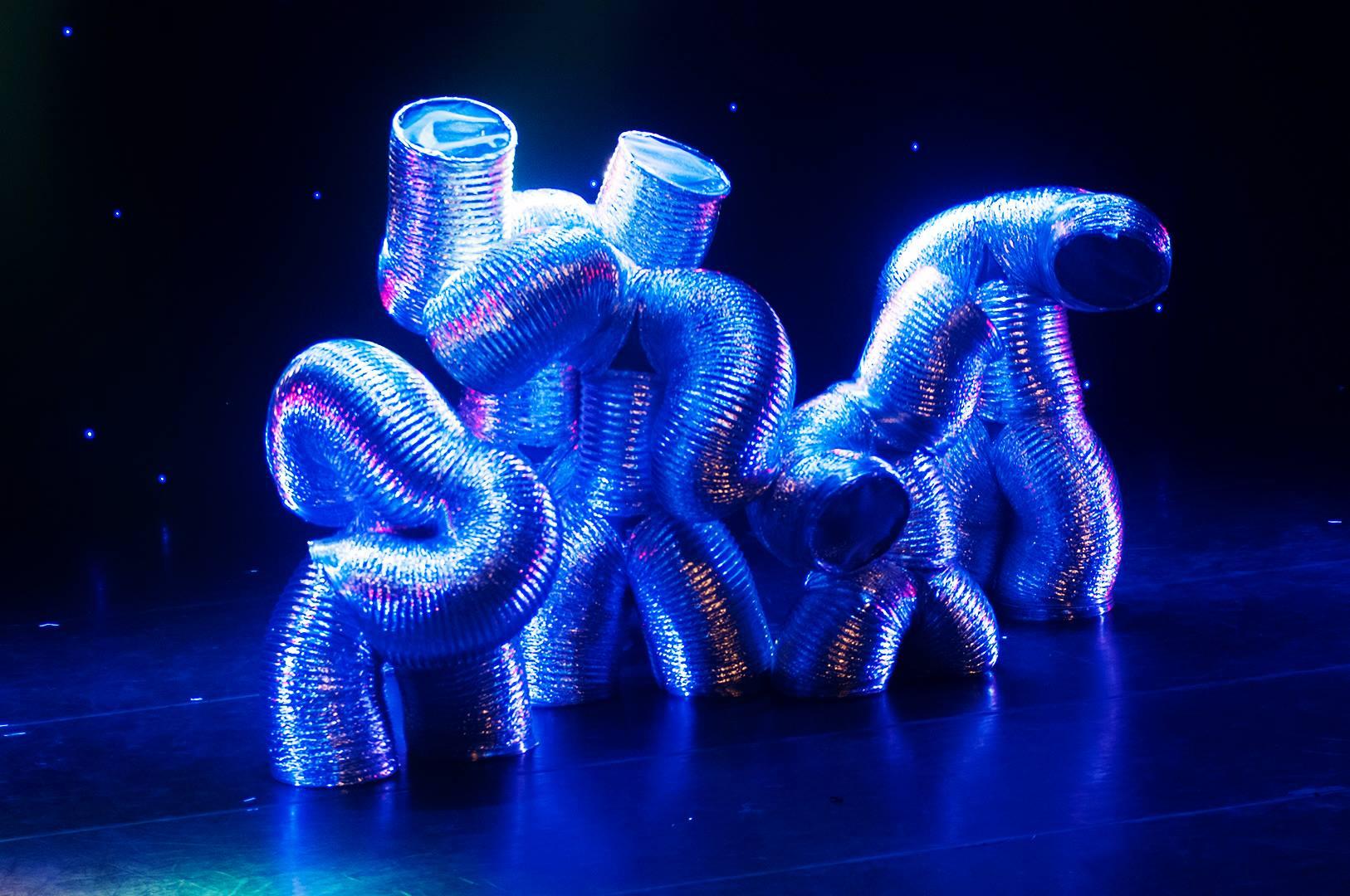 aluminum worms