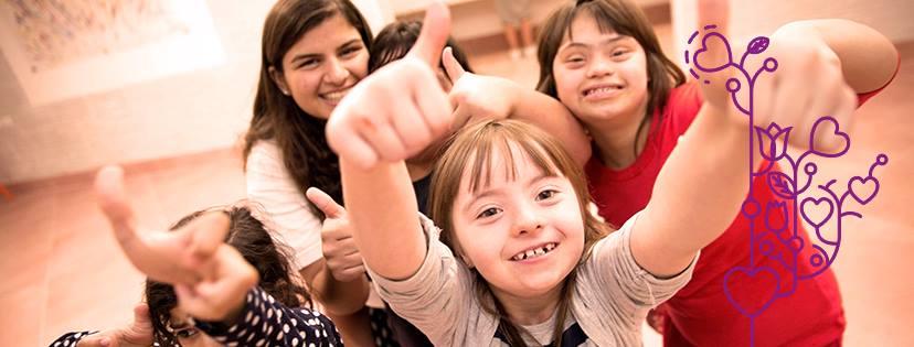 Shalva Israeli special needs program participants