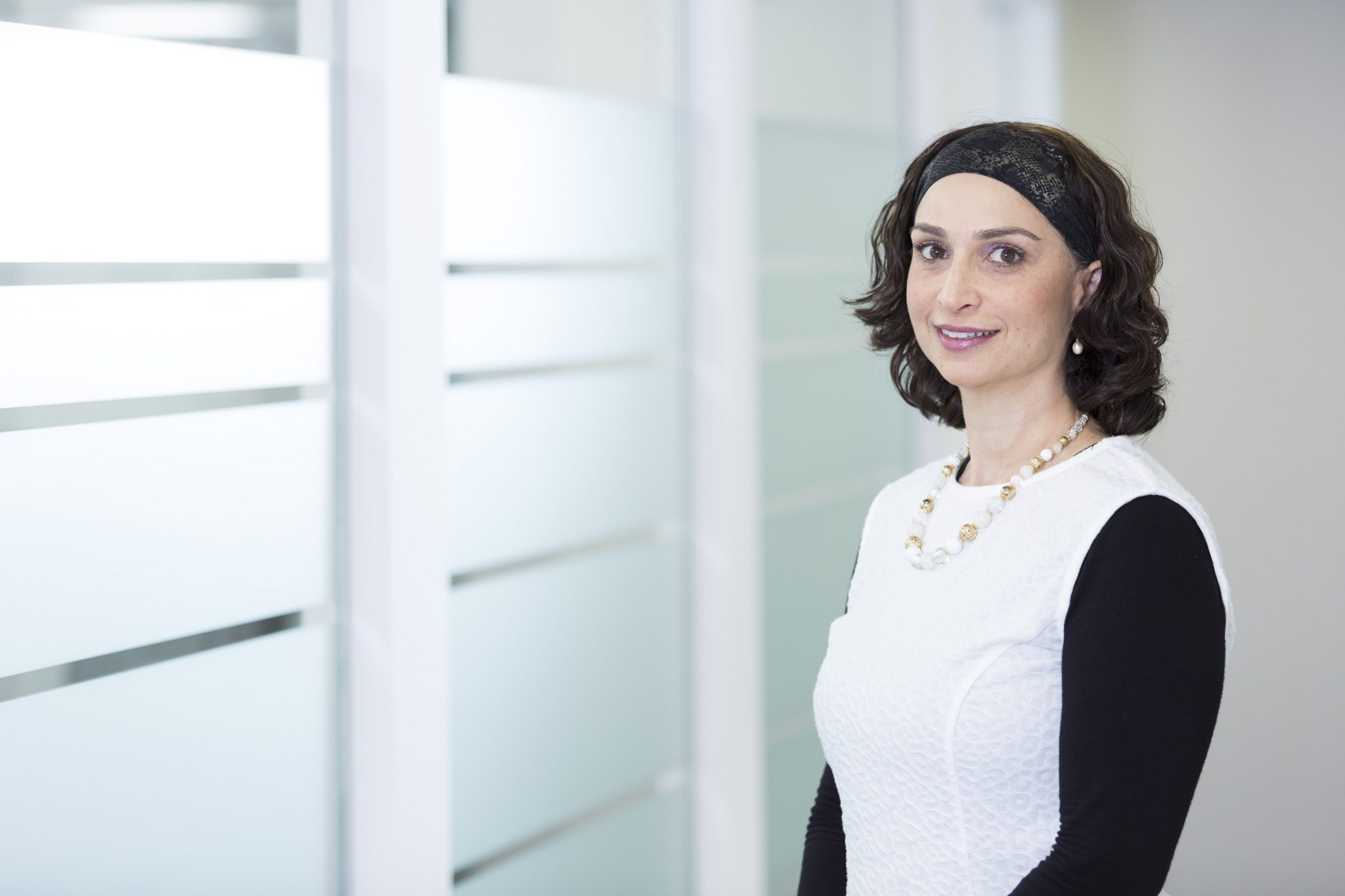Lisa Koenigsberg, CTO of Israeli startup Physical Logic