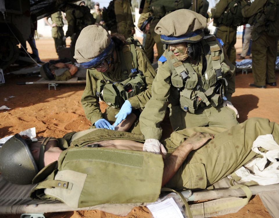 IDF military smart watch to measure soldiers' vitals in real time