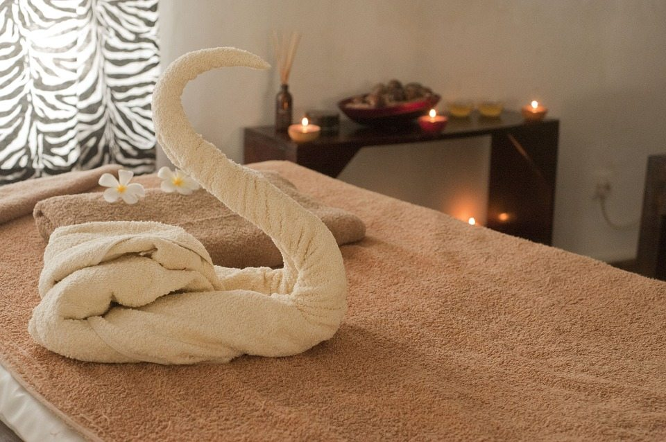 Akasha spa in the Mamilla hotel in Jerusalem offers treatments like hydrotherapy and aromatherapy