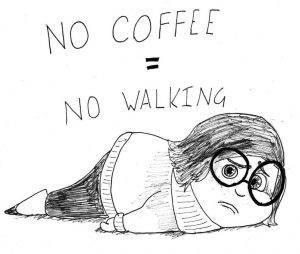 bye bye sweet coffee