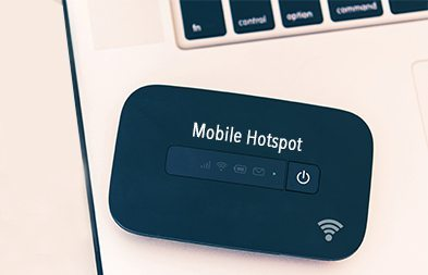 a 20gb portable hotspot for israel