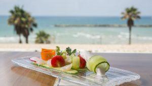 fresh food--panoramic view