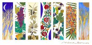 Seven Species Of Israel