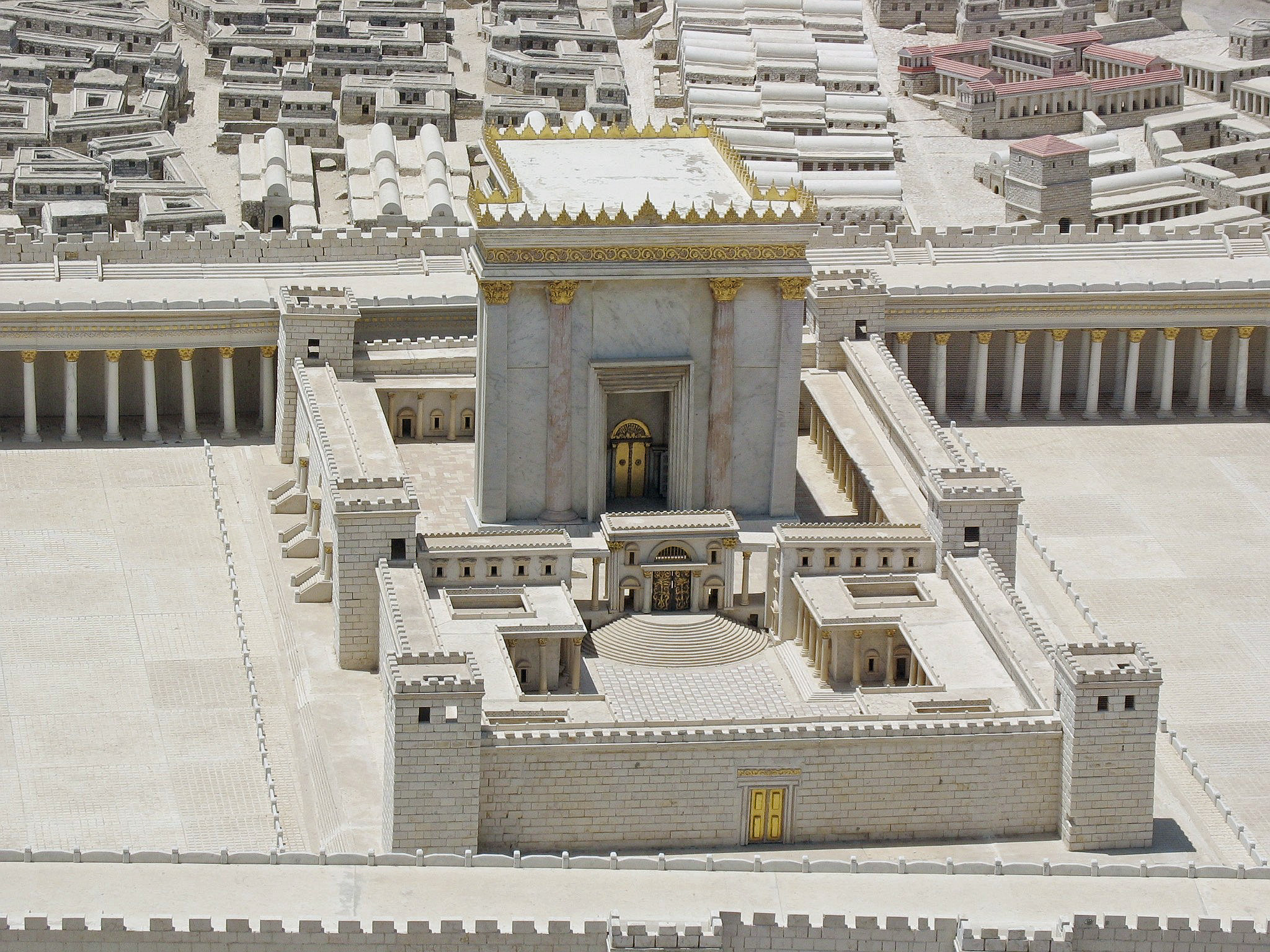 the destruction of the second holly temple in Jerusalem Israel explained through Tisha Ba'Av