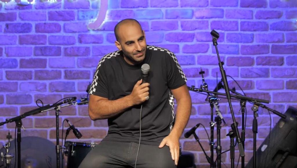 Yohay sponder israeli comedy in English