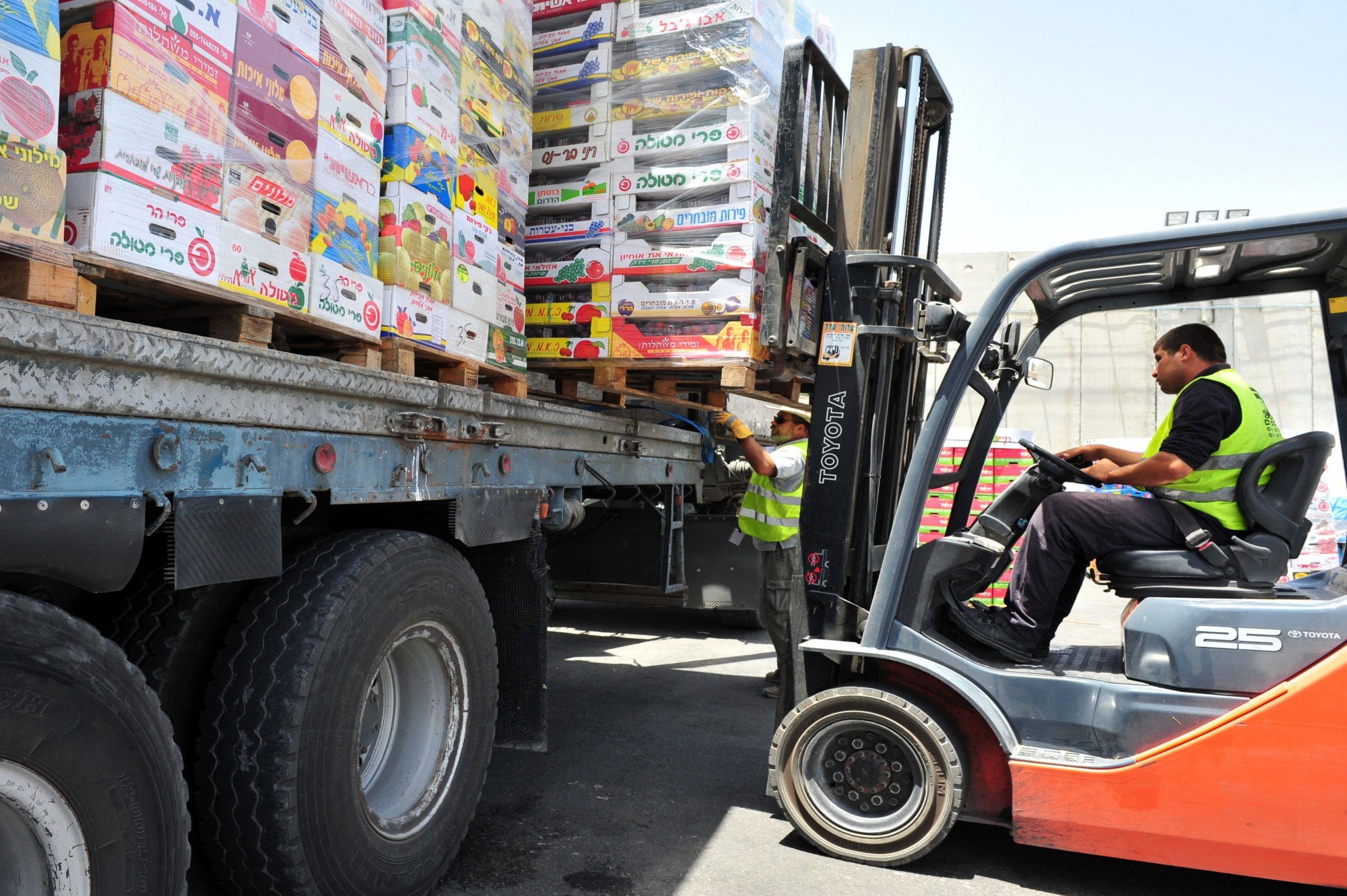 food bank in israel to provide food for the need