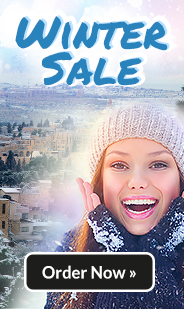 winter sale for talknsave's israel sim card when you travel.