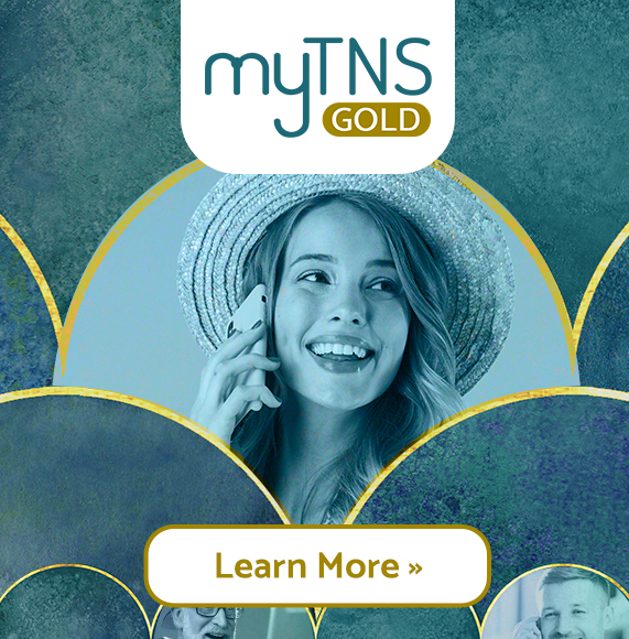 get more with your Israel SIM plan with myTNS Gold