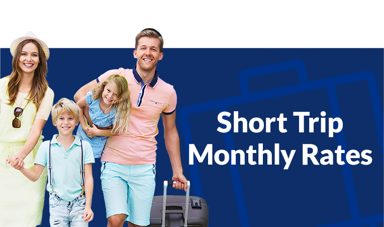 ShortTrip-MonthlyRate